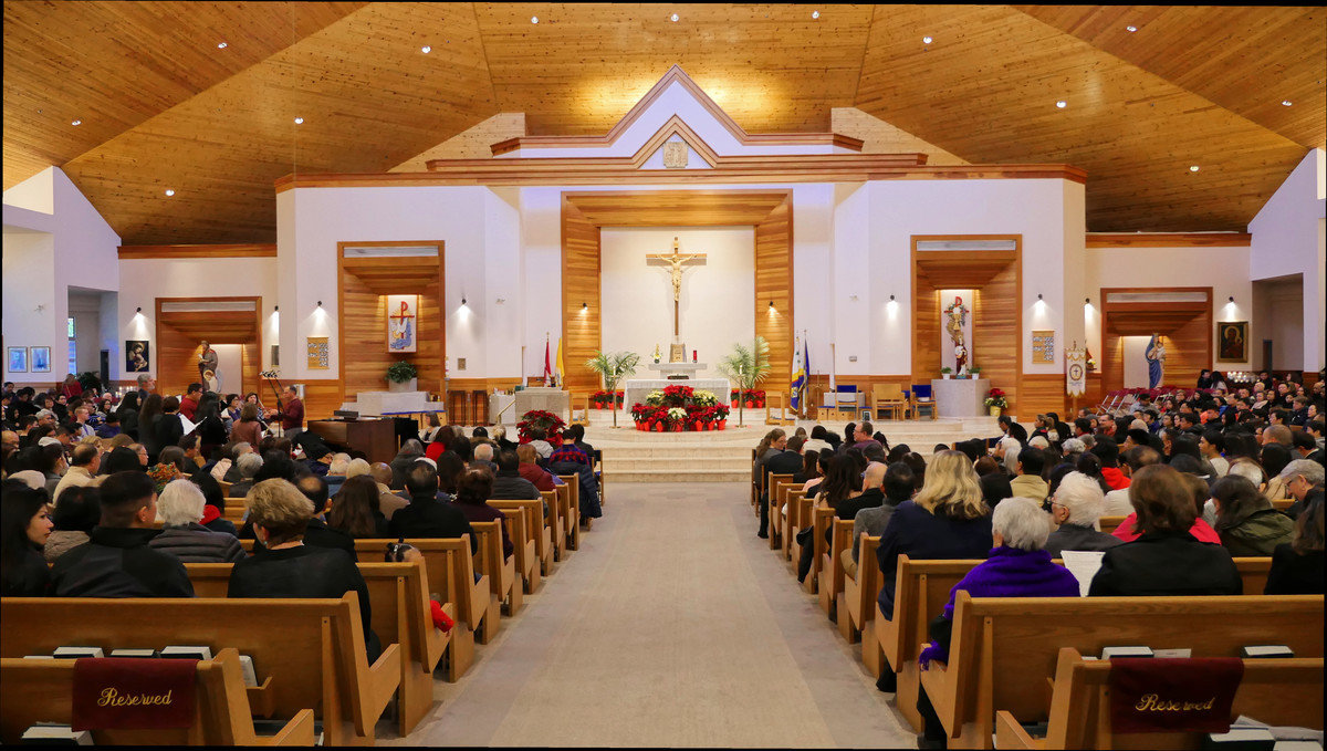 mass times - st. matthew's parish